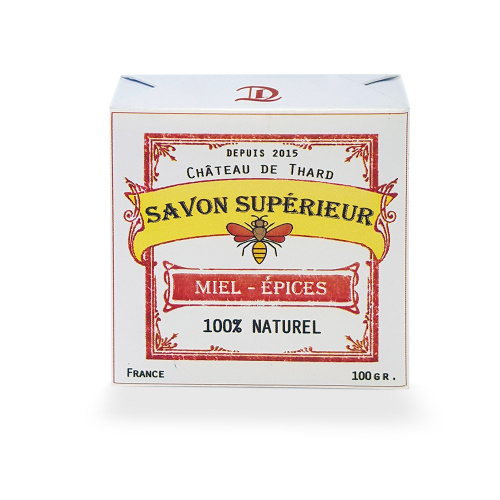 """Savon """"Miel - Épices"""" – 100 G"""