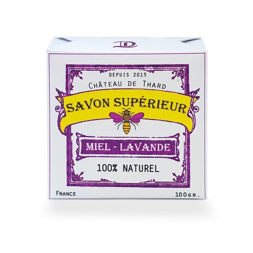"""Savon """"Miel - Lavande"""" – 100 G"""