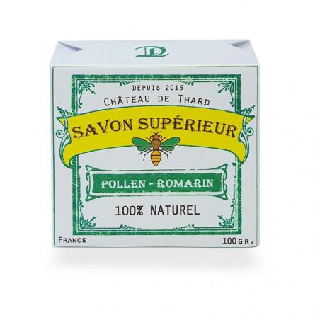 """Savon """"Pollen - Romarin"""" – 100 G"""