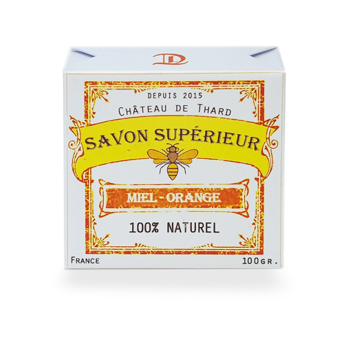 "Savon ""Miel - Orange"" – 100 G"