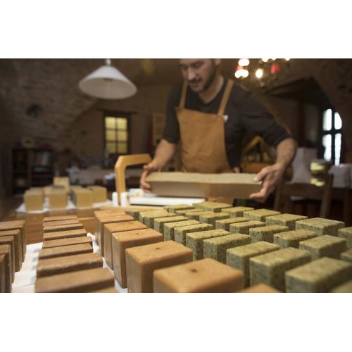 Fabrication de savons