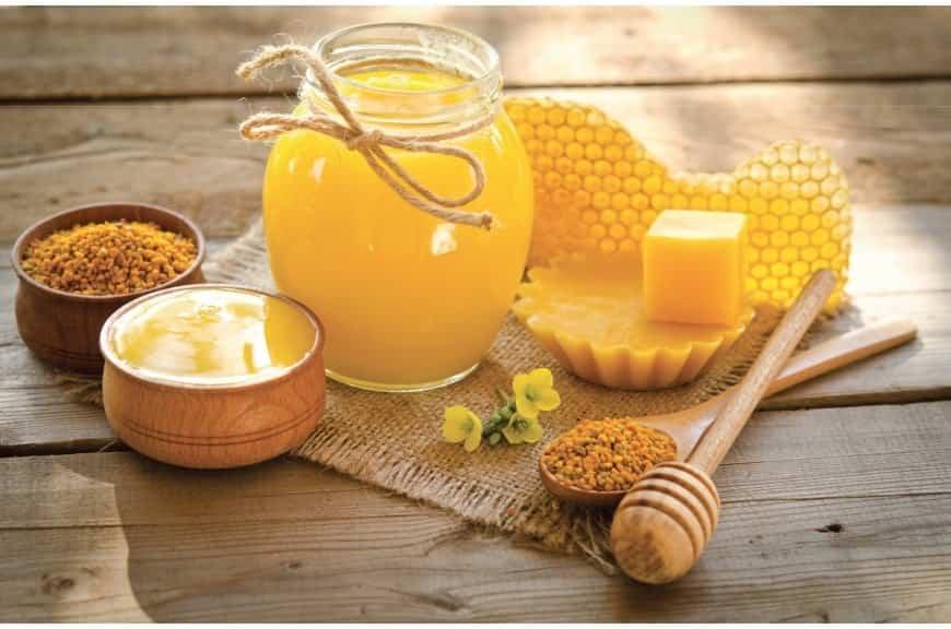 Les bienfaits naturels de la cire d'abeille